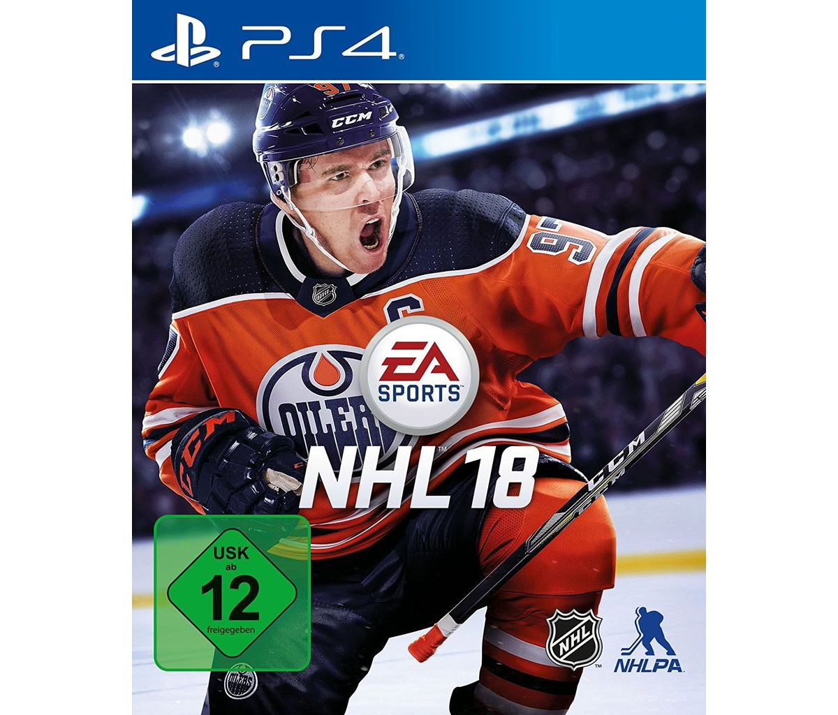 Electronic Arts Playstation 4 - Spiel »NHL 18«