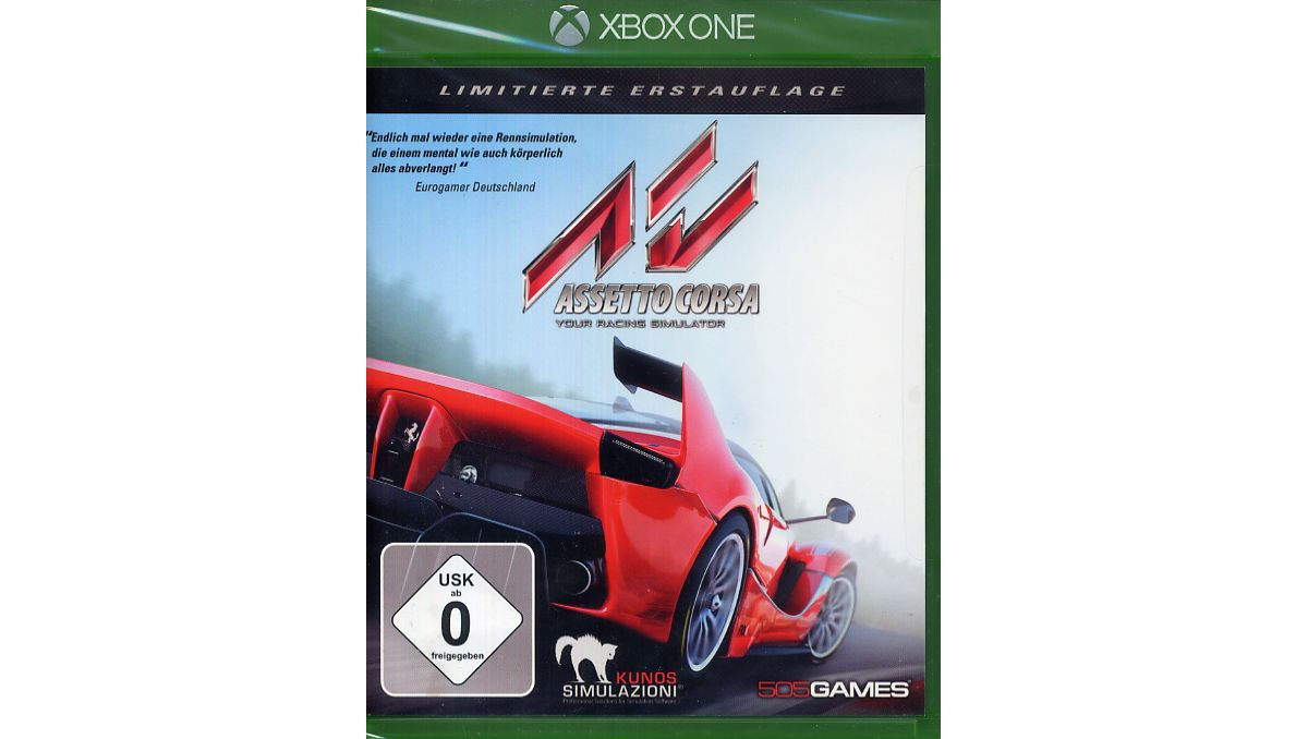 505 Games Assetto Corsa »XBox One«