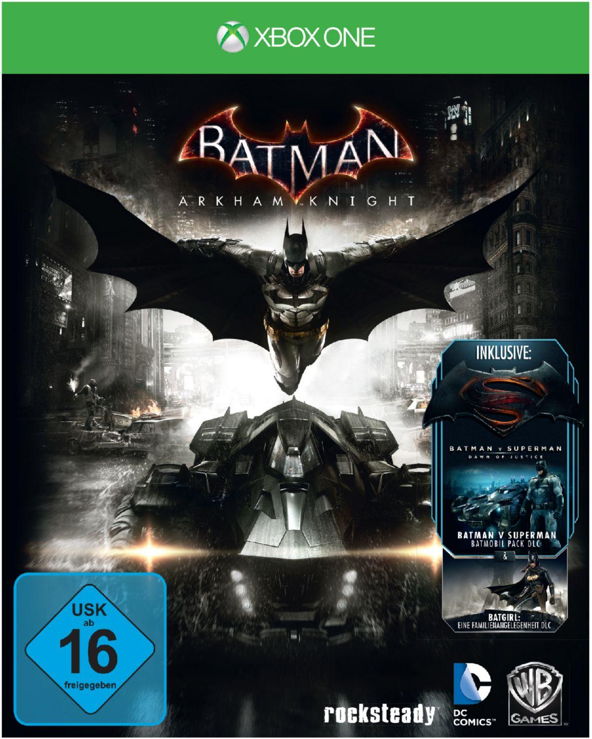 Warner Games Batman: Arkham Knight (Sonder-Edit...