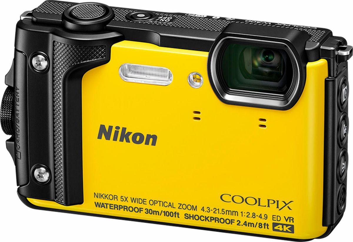 Nikon Coolpix W300 Kompakt Kamera, 16 Megapixel...