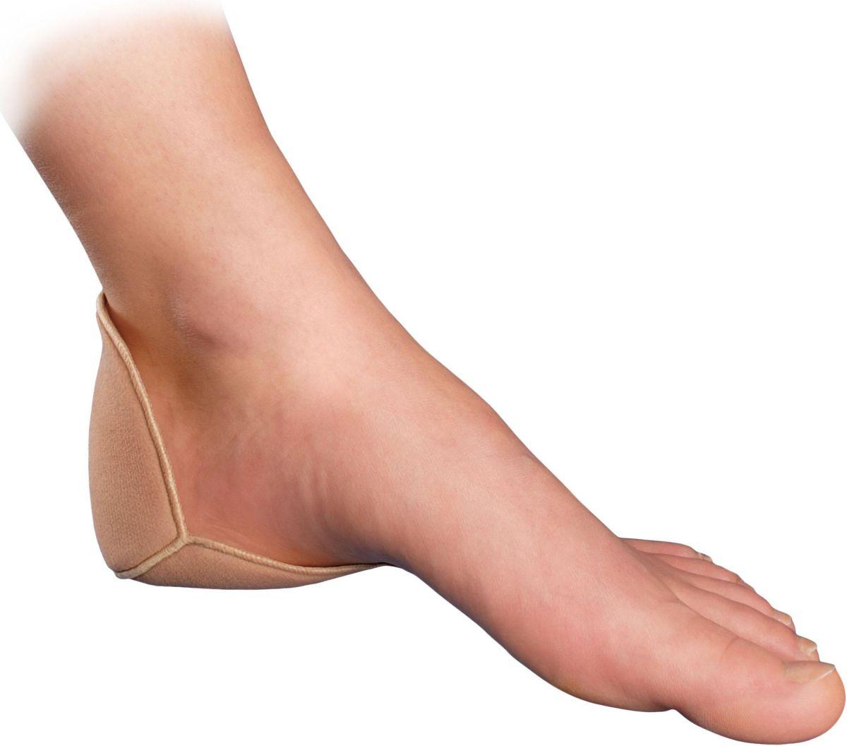 Fußgut Fersenpolster, gezielter Schutz für Ihre Ferse, 2 Paar