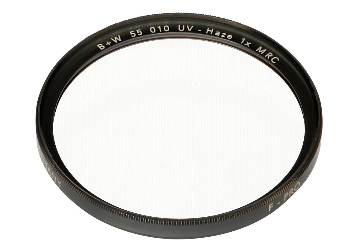 B+W UV-Filter »B+W F-Pro 010 UV MRC 55«