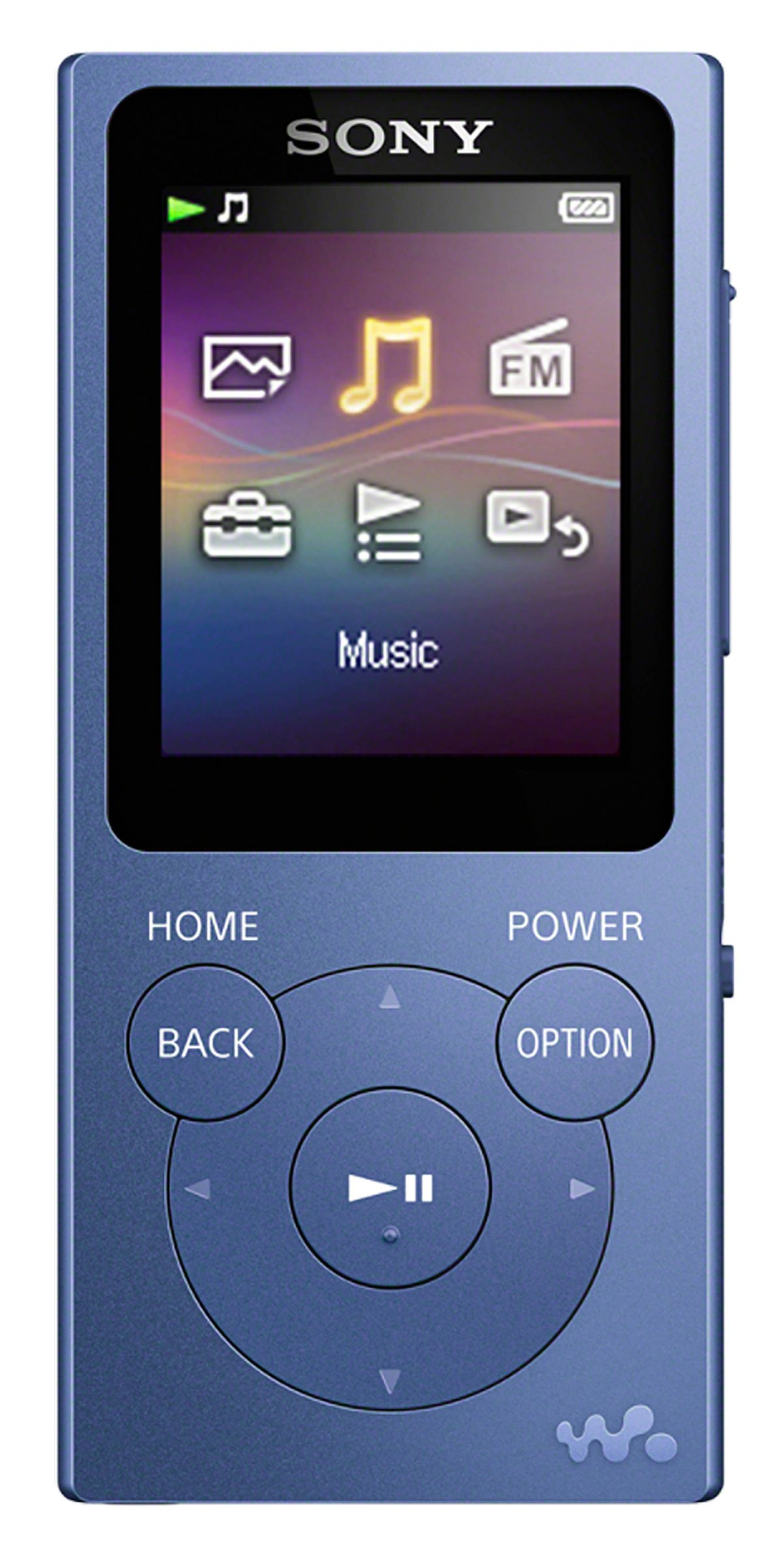 Sony Digitaler Musik-Player / Walkman® mit USB-...