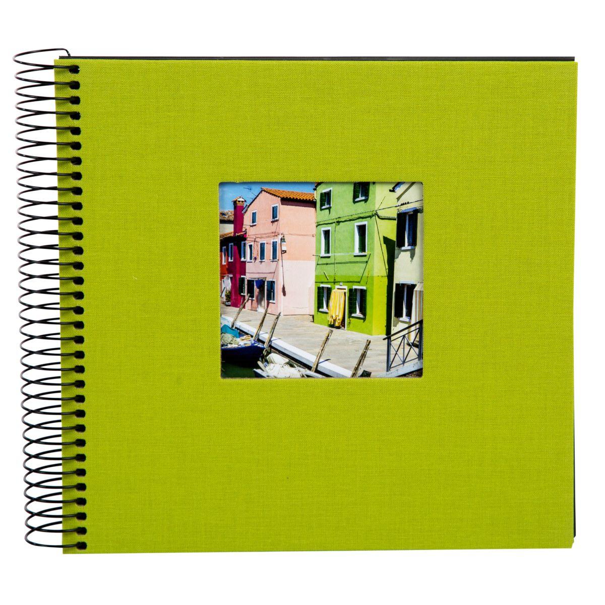 Goldbuch Spiral-Album »Bella Vista 20x20 40 e Seiten Spiral 12772«