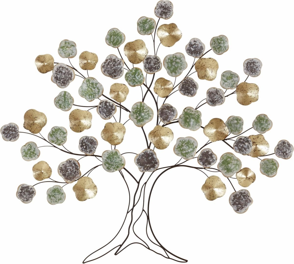 Home affaire Wanddekoration Baum  Baneo  Preisvergleich