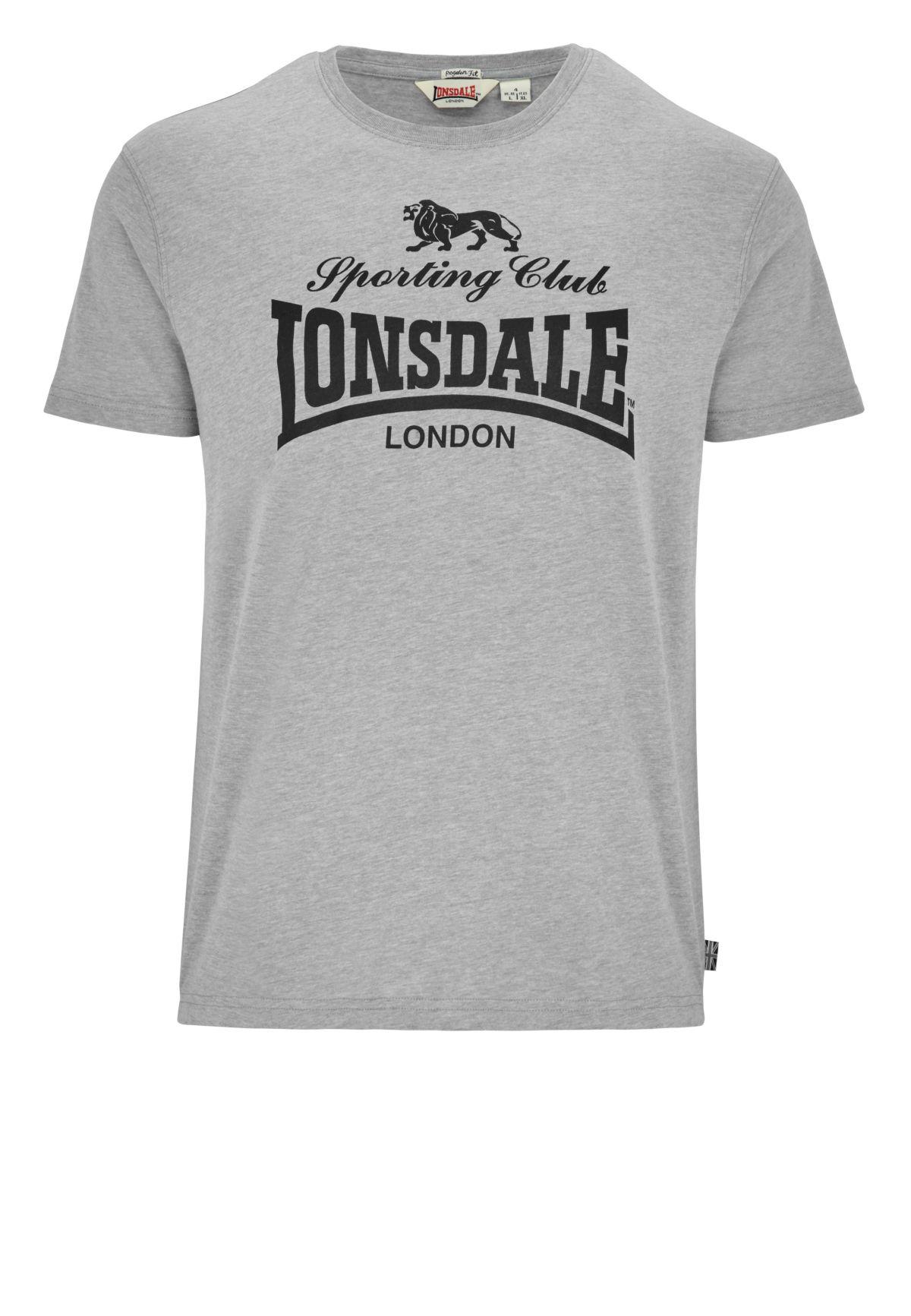 Lonsdale T-Shirt »SPORTING CLUB«
