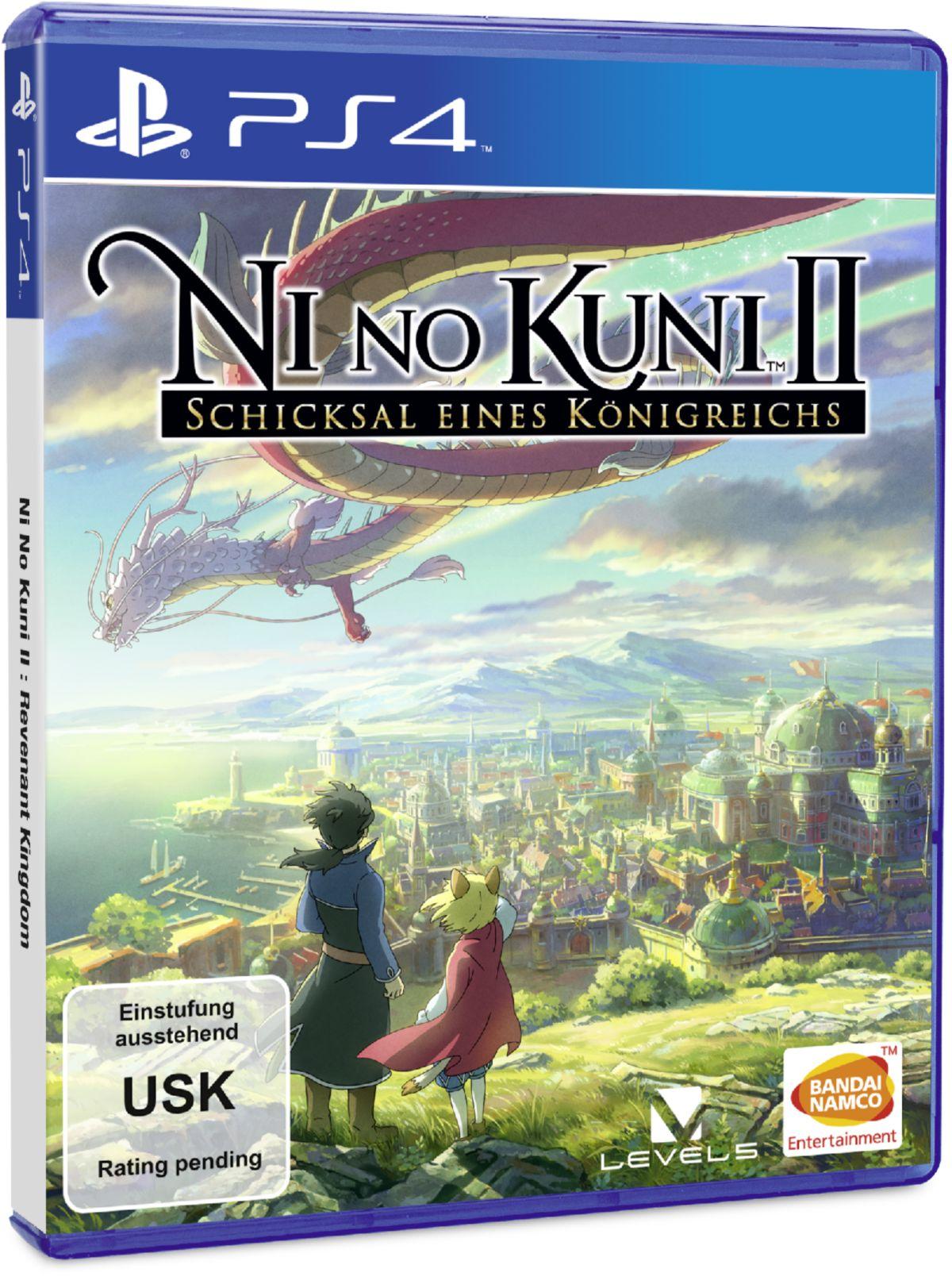 Bandai Namco Ni No Kuni 2: Schicksal eines Köni...