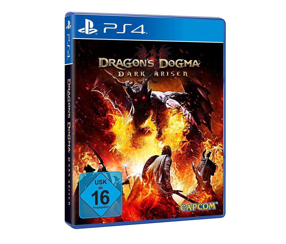 Capcom Playstation 4 - Spiel »Dragon´s Dogma: D...