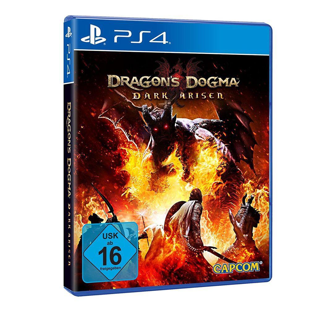 Capcom Playstation 4   Spiel »Dragon´s Dogma: Dark Arisen«