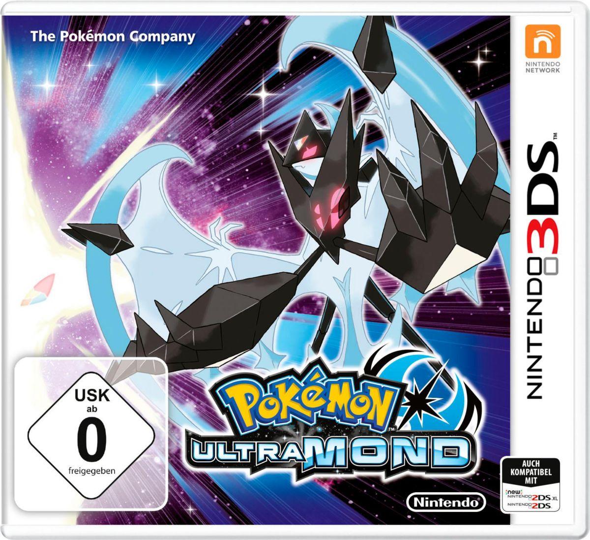 Pokémon Ultramond Nintendo 3DS