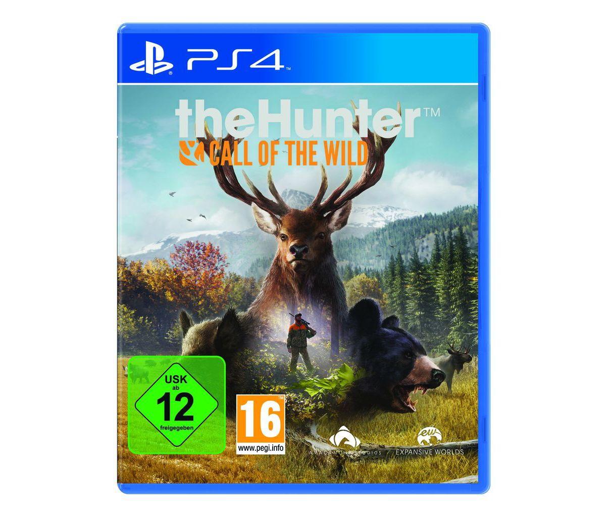 Astragon Playstation 4 - Spiel »theHunter™: Cal...