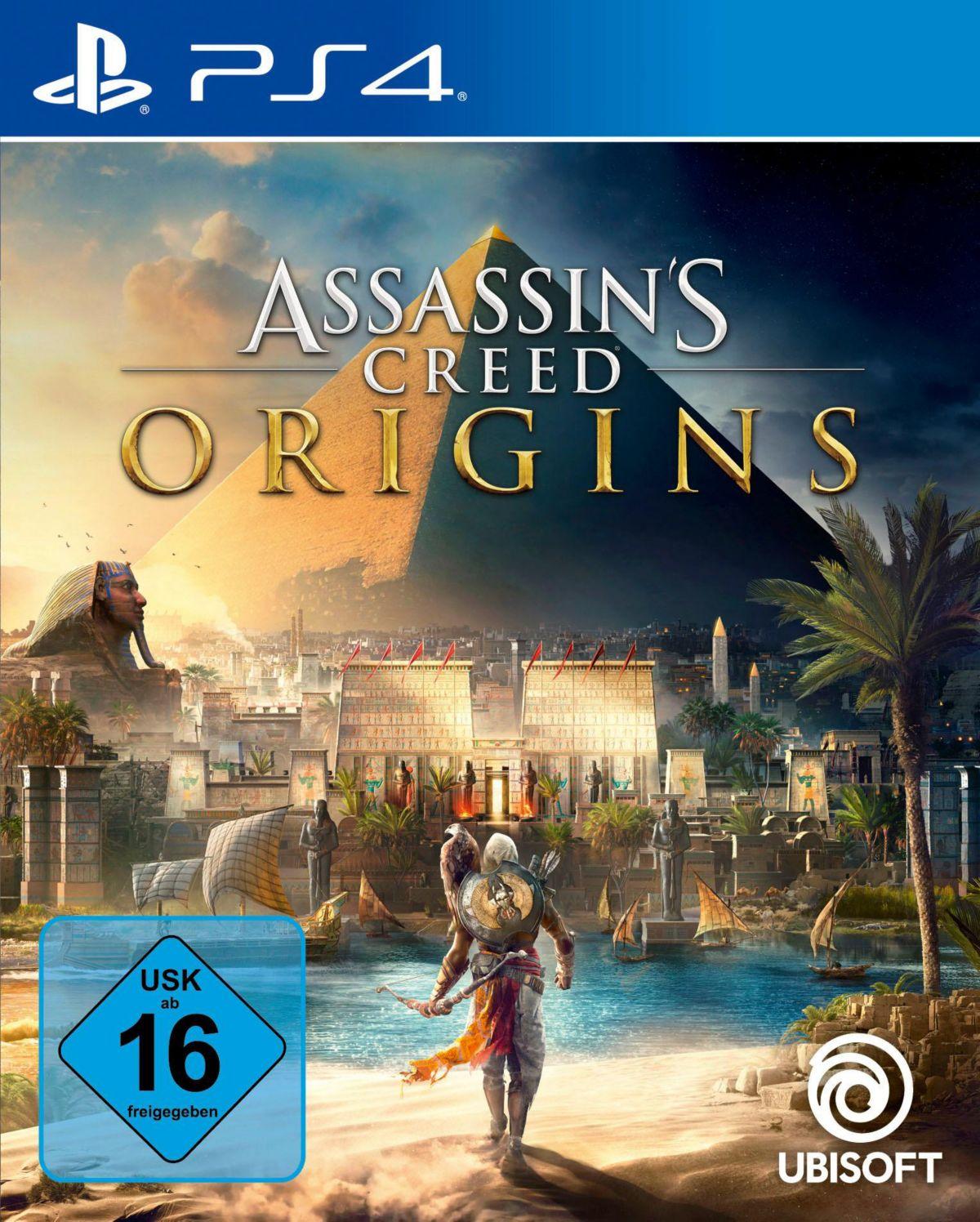 Assassin´s Creed Origins PlayStation 4