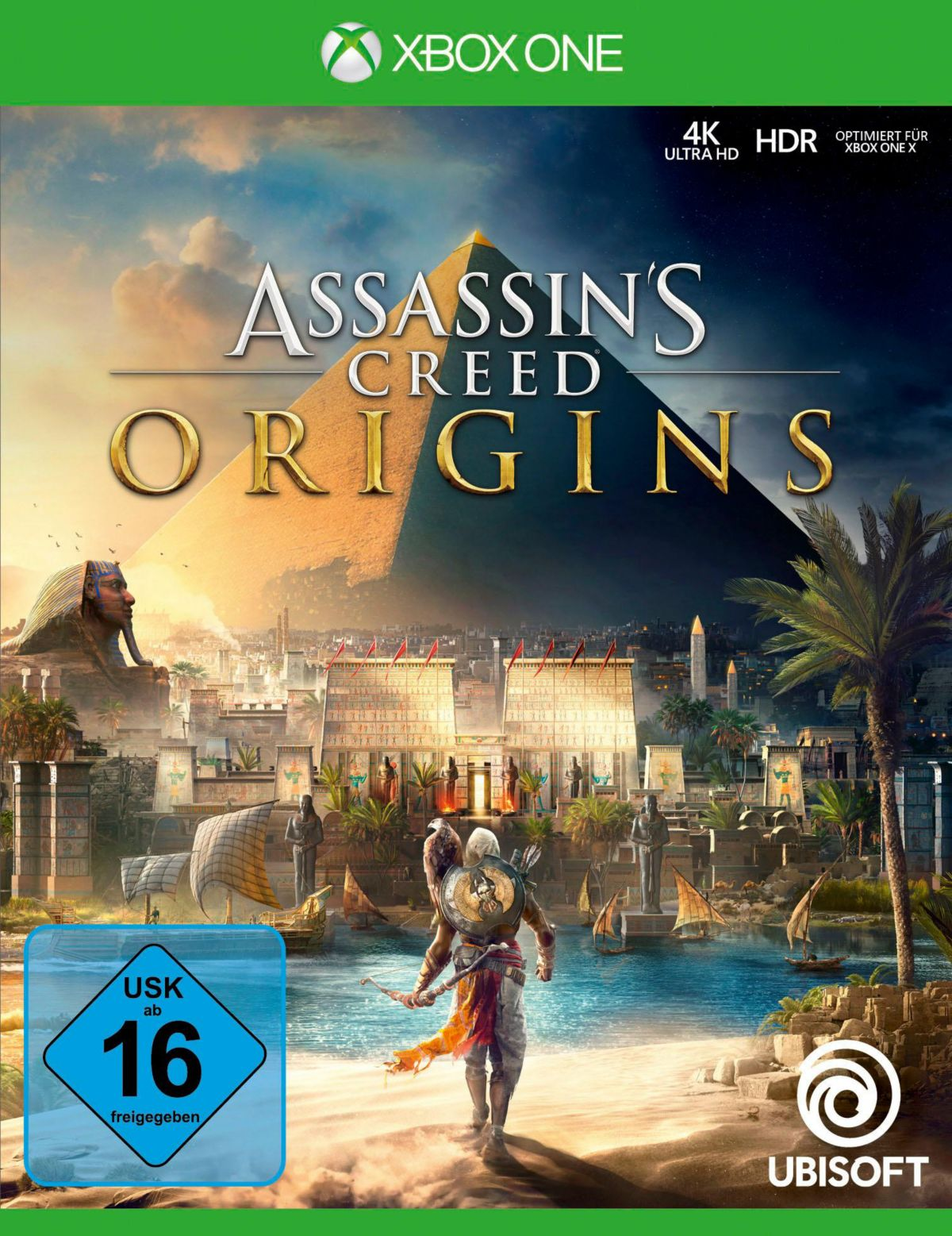 Assassin´s Creed Origins Xbox One