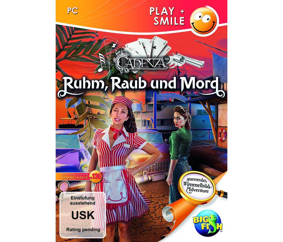 Astragon PC - Spiel »Cadenza: Ruhm, Raub und Mord«