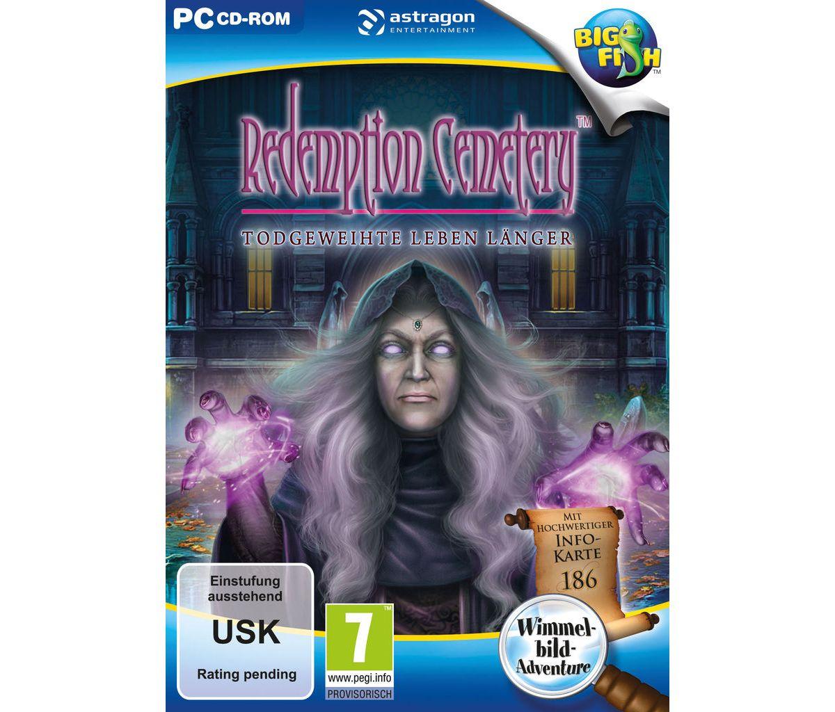 Astragon PC - Spiel »Redemption Cemetery: Todge...