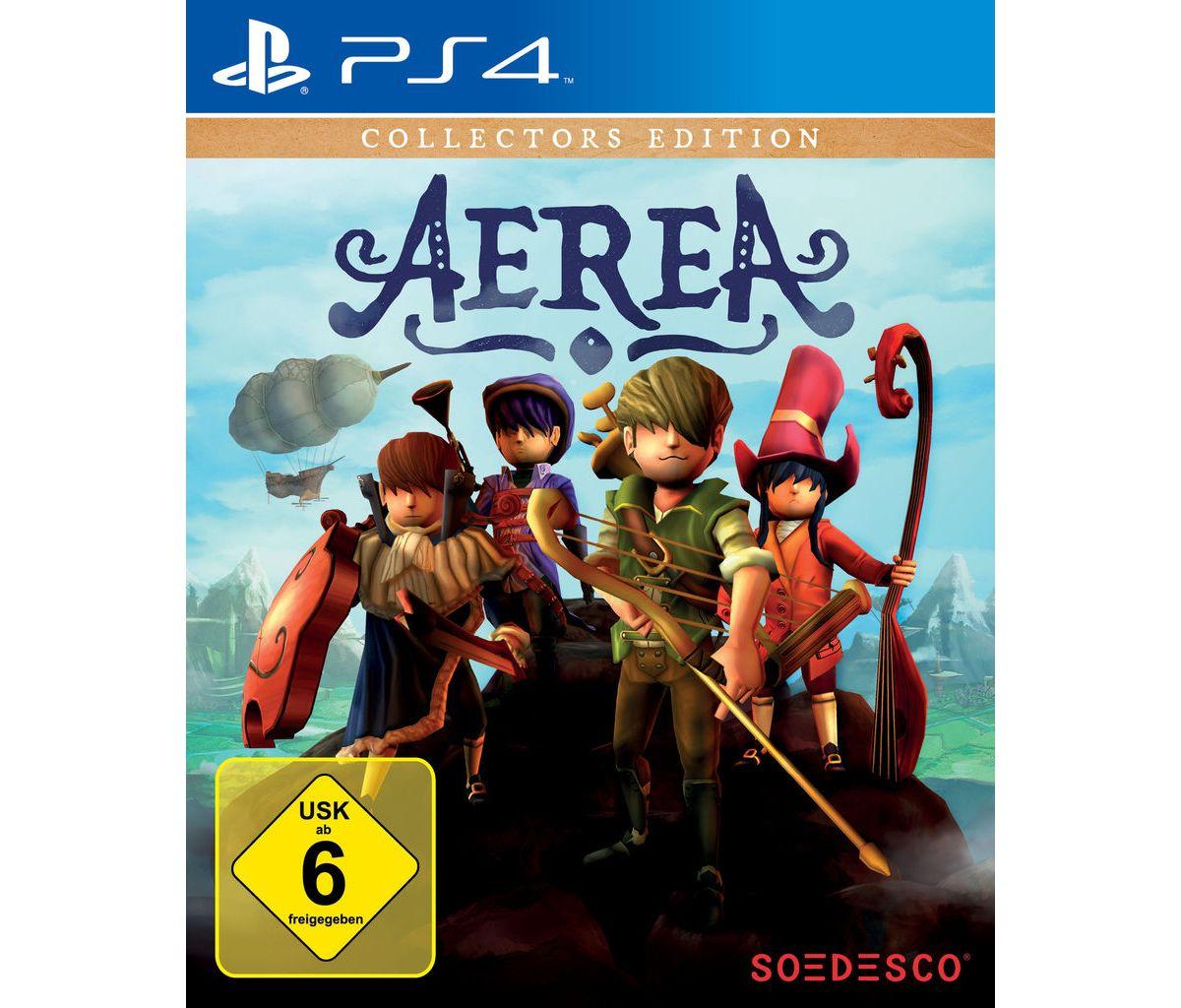 NBG Playstation 4 - Spiel »Aerea Collector´s Ed...