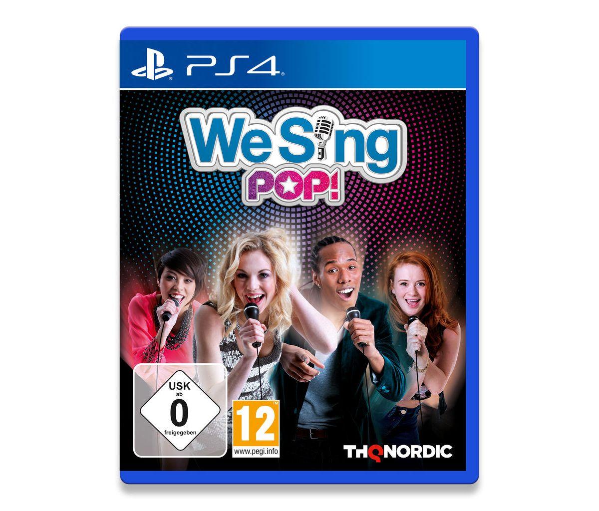 Nordic Games Playstation 4 - Spiel »We Sing POP«