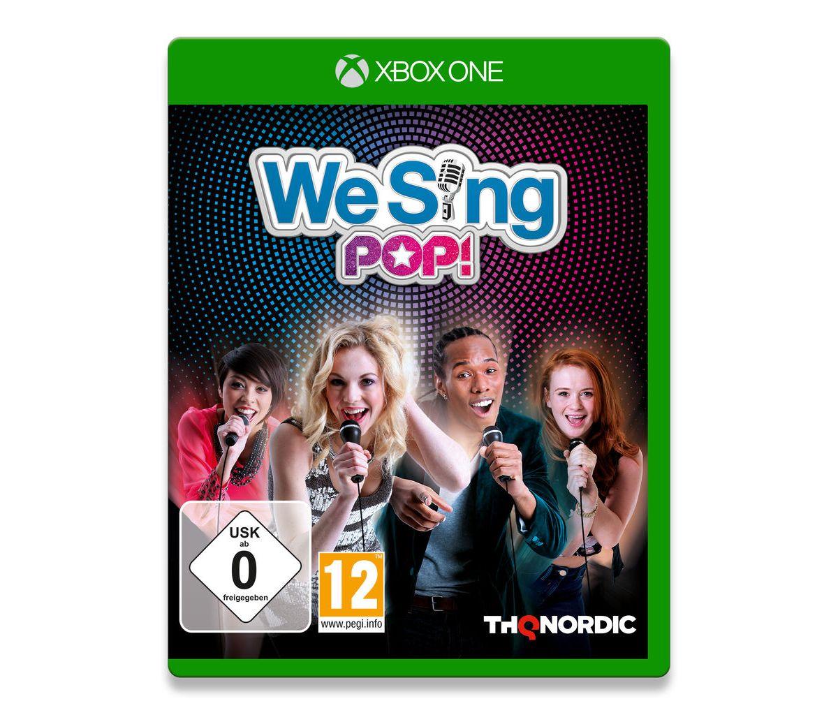 Nordic Games XBOX One - Spiel »We Sing POP«