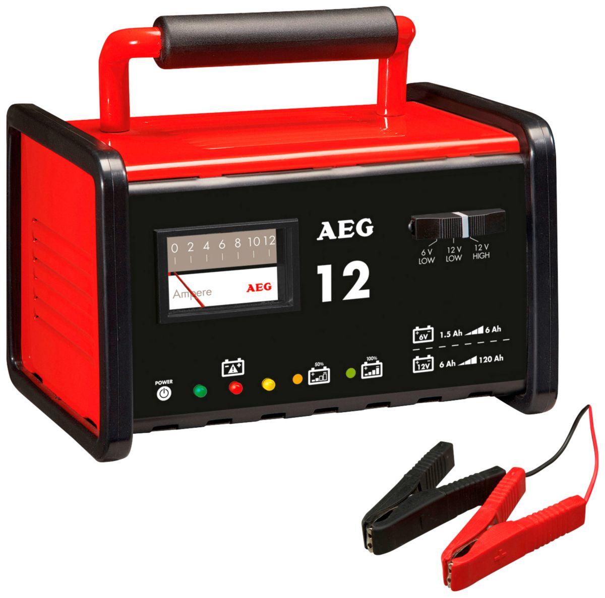 AEG Batterieladegerät »WM12«