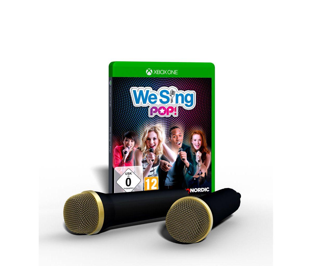 Nordic Games XBOX One - Spiel »We Sing POP (ink...