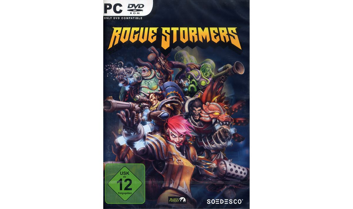 NBG Rogue Stormers »PC«