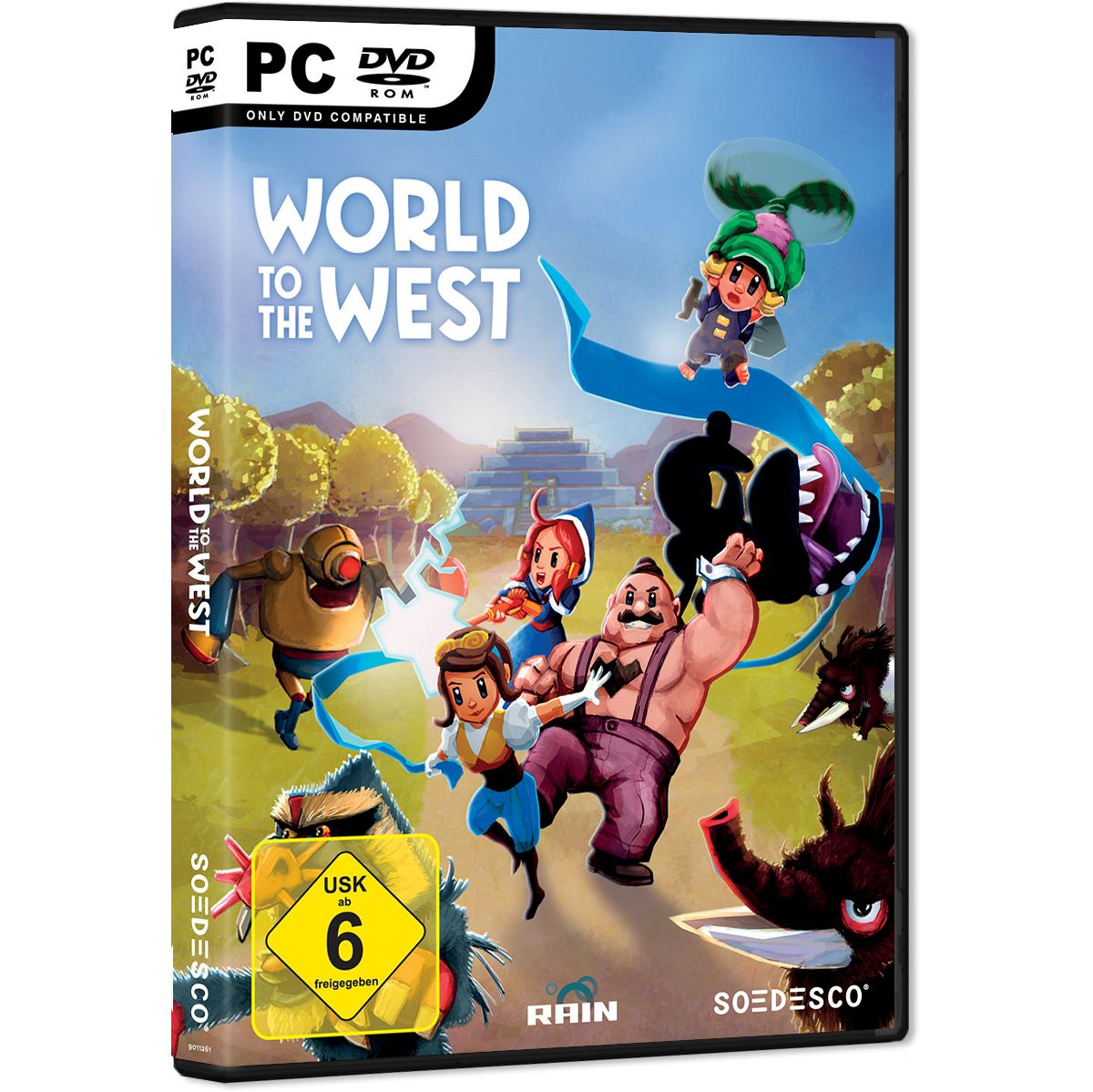 NBG World to the West »PC«