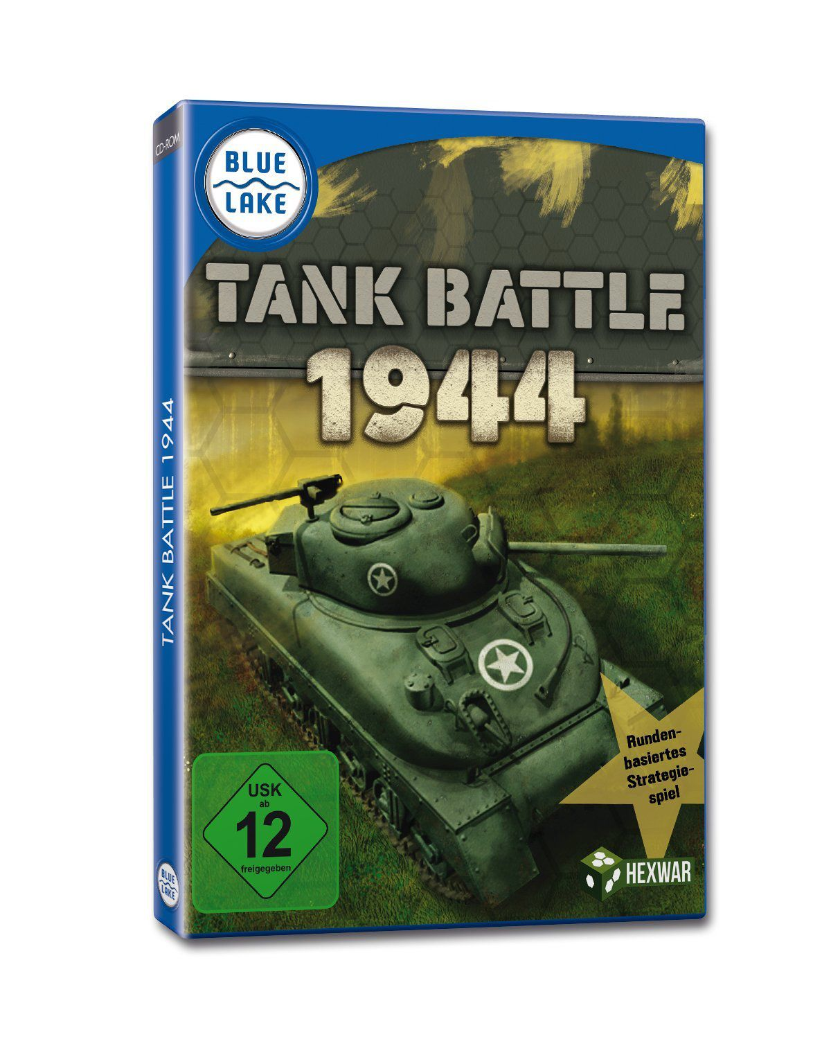 SAD Tank Battle 1944 »PC«