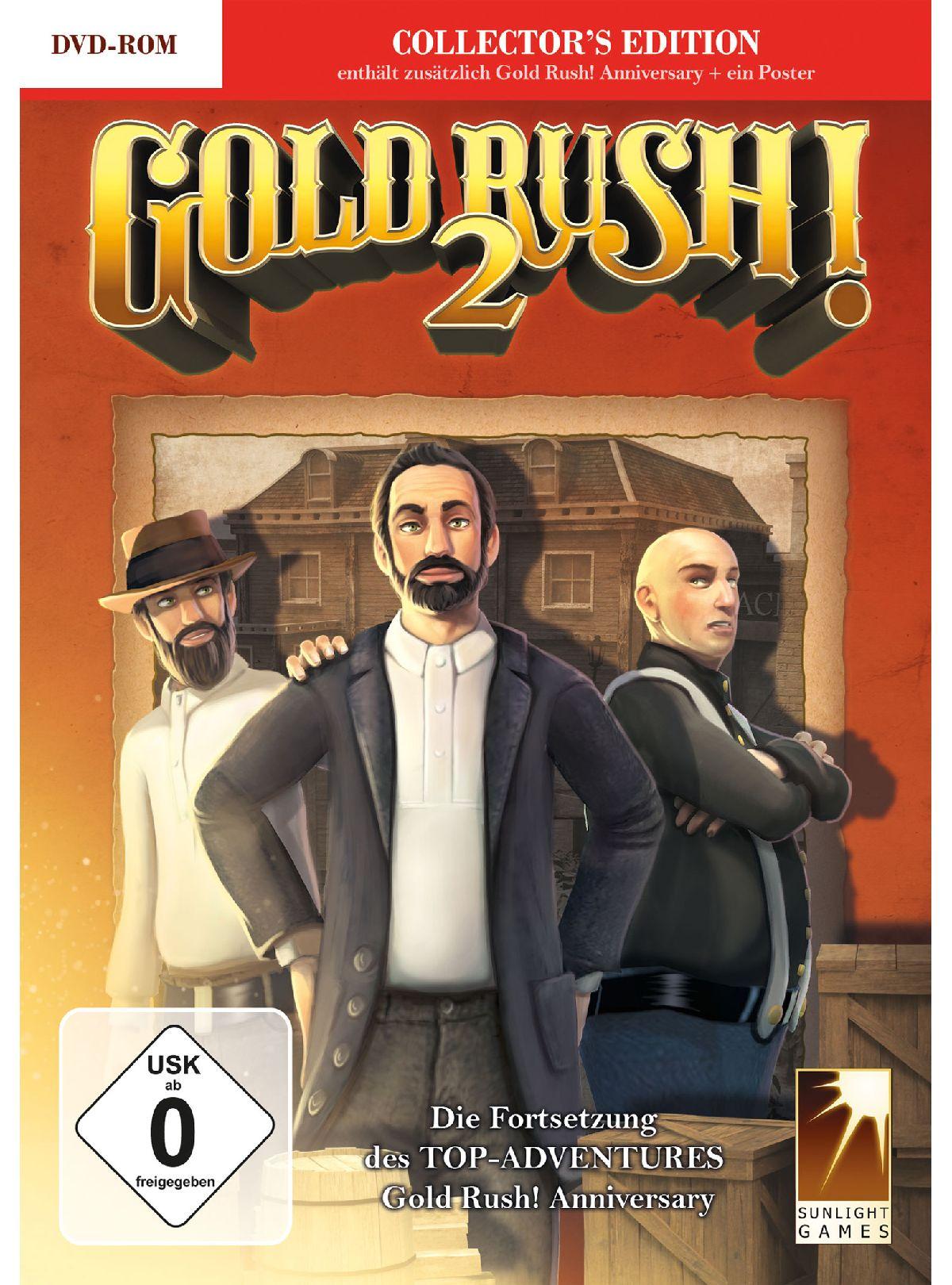 Koch Media Gold Rush! 2 - Collector´s Edition »PC«