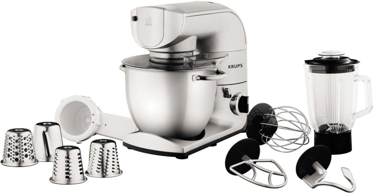 Krups Küchenmaschine KA402D, 1200 Watt