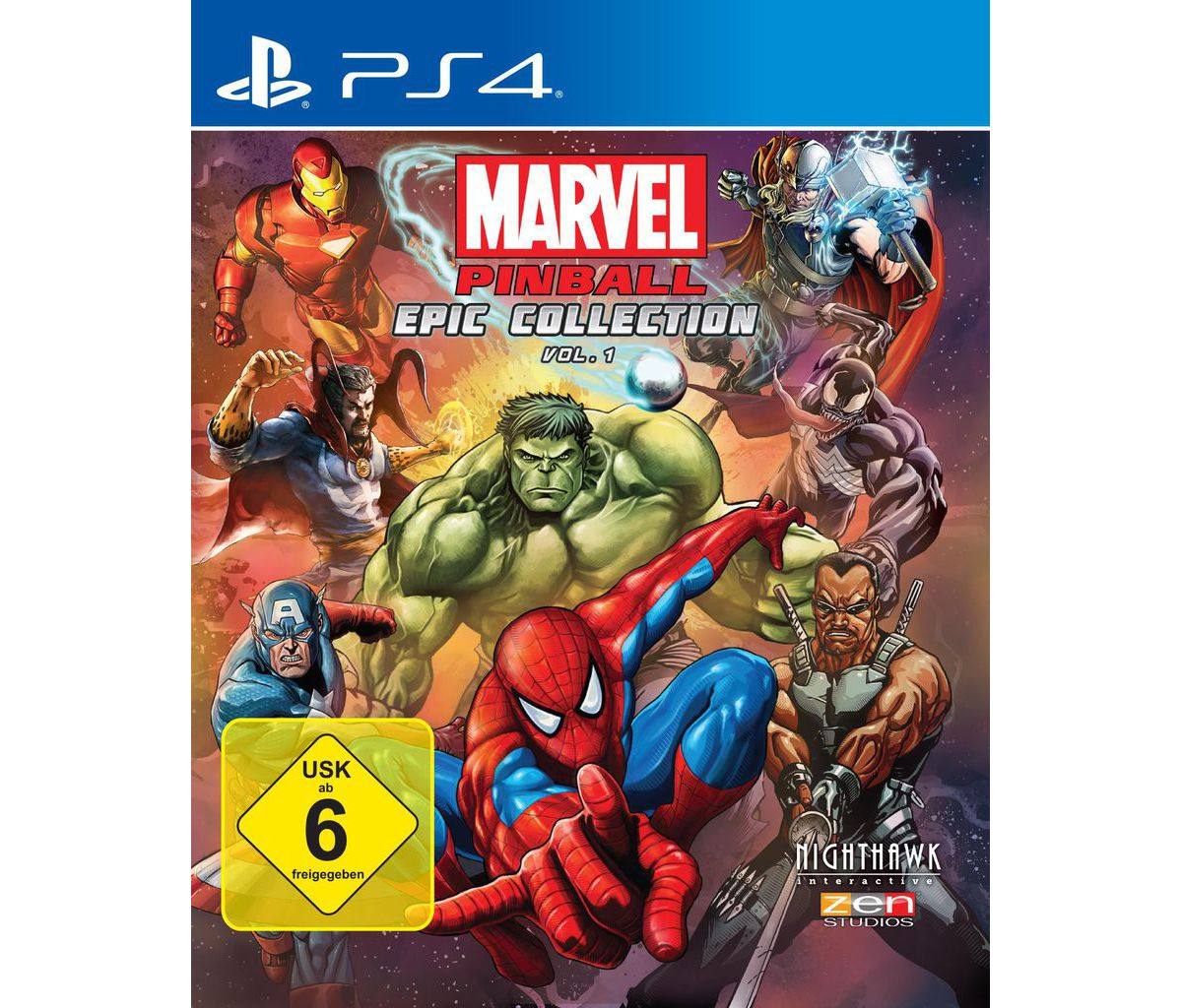 Telltale Games Playstation 4 - Spiel »Marvel Pi...