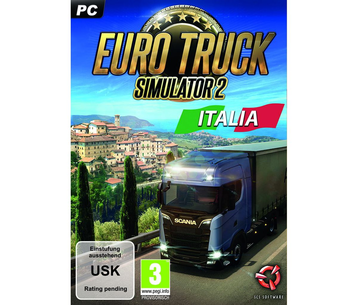 Astragon PC - Spiel »Euro Truck Simulator 2: It...