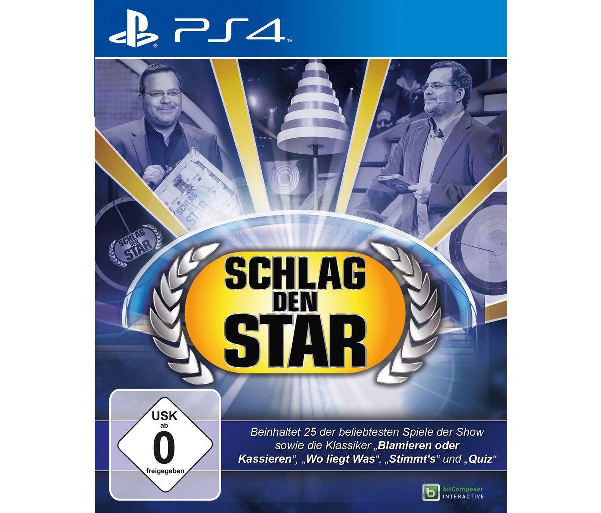 Astragon Playstation 4 - Spiel »Schlag den Star«