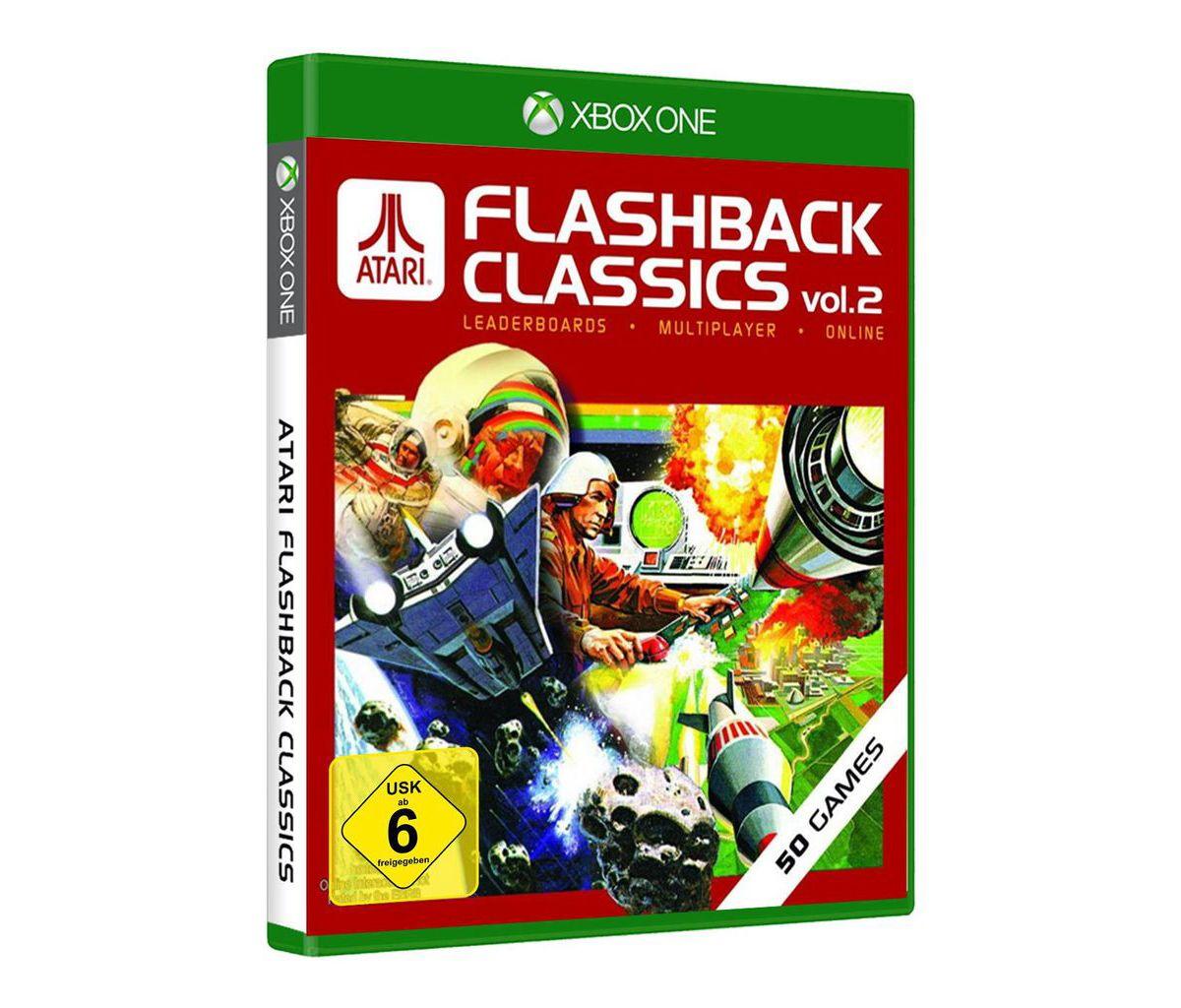 PQube XBOX One - Spiel »Atari Flashback Classic...