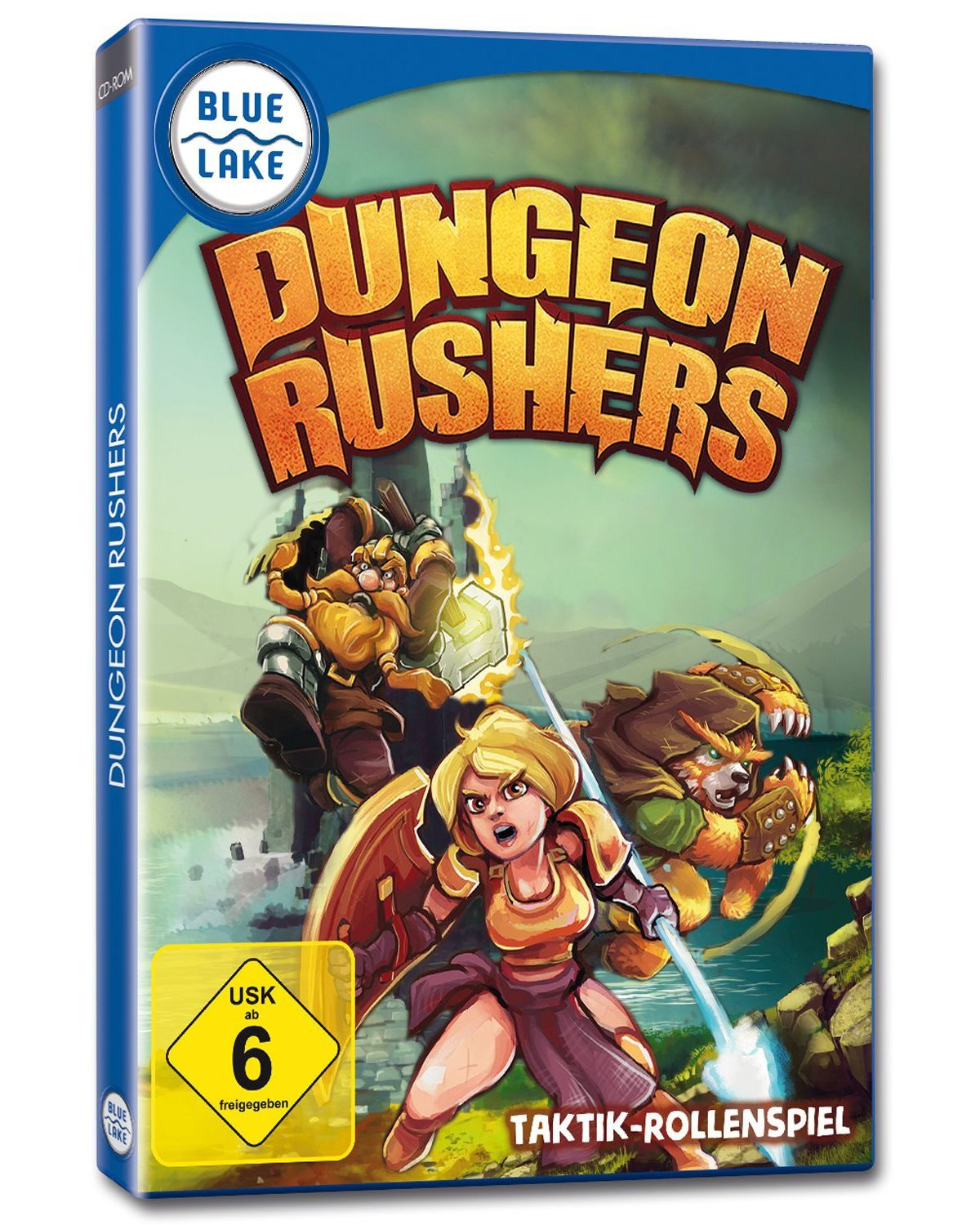 SAD Dungeon Rushers »PC«