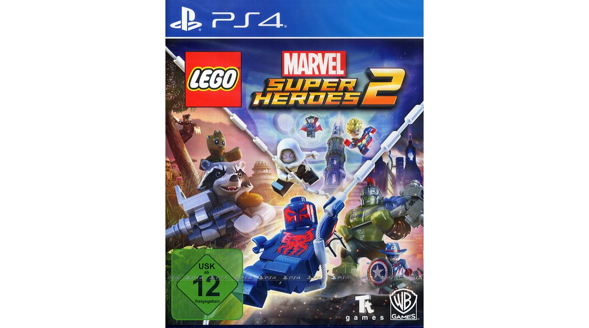Warner Games LEGO Marvel Super Heroes 2 »PS4«