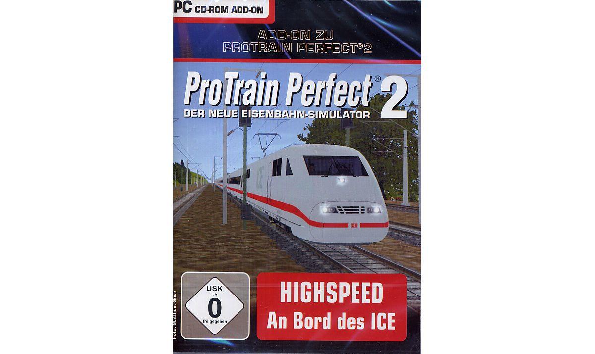 NBG ProTrain Perfect 2 AddOn: Highspeed »PC«