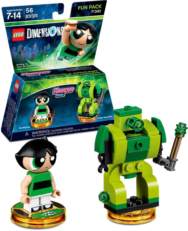 Warner Games LEGO Dimensions Powerpuff Girls Fu...