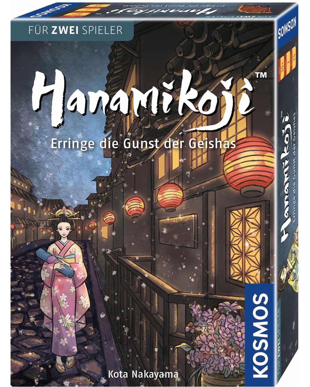 Kosmos Kartenspiel, »Hanamikoji«