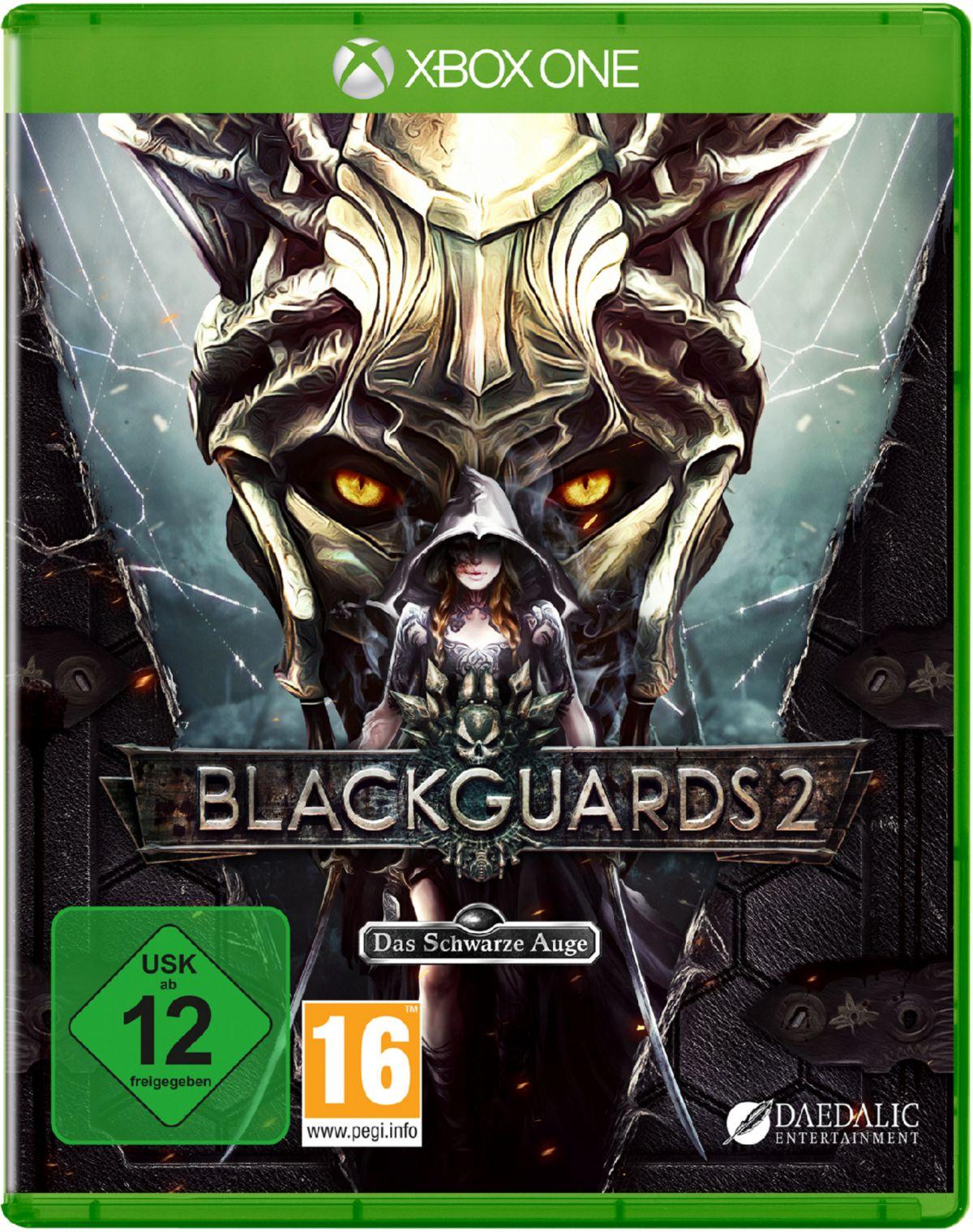 Kalypso Blackguards 2 »XBox One«