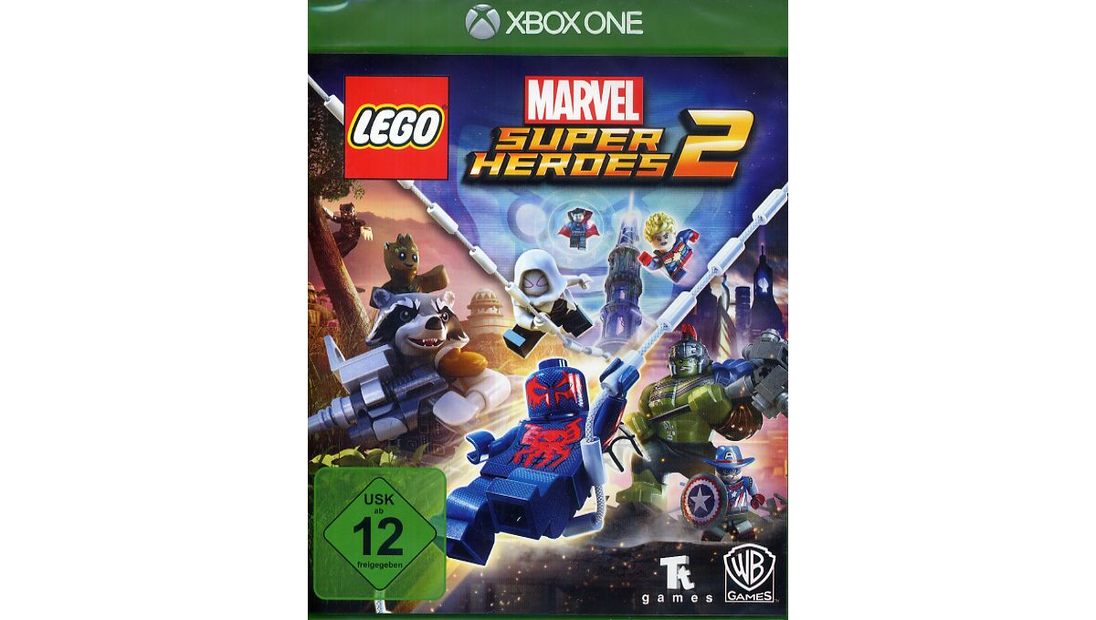 Warner Games LEGO Marvel Super Heroes 2 »XBox One«