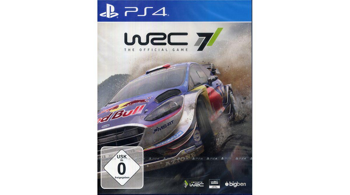 BIGBEN WRC 7 »PS4«
