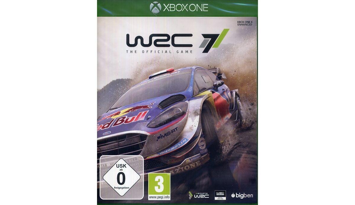 BIGBEN WRC 7 »XBox One«