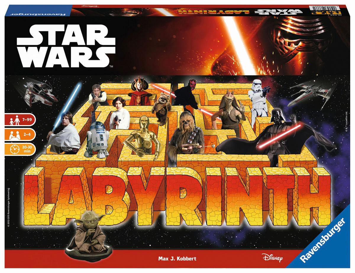 Ravensburger Brettspiel, »Star Wars Labyrinth«
