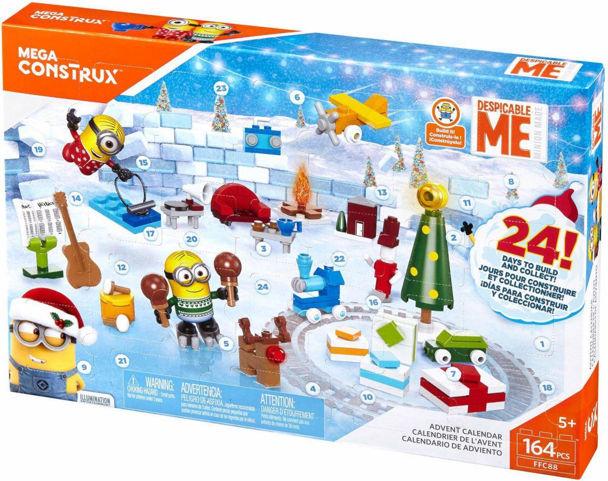 Mattel Adventskalender, »Mega Construx, Ich - e...