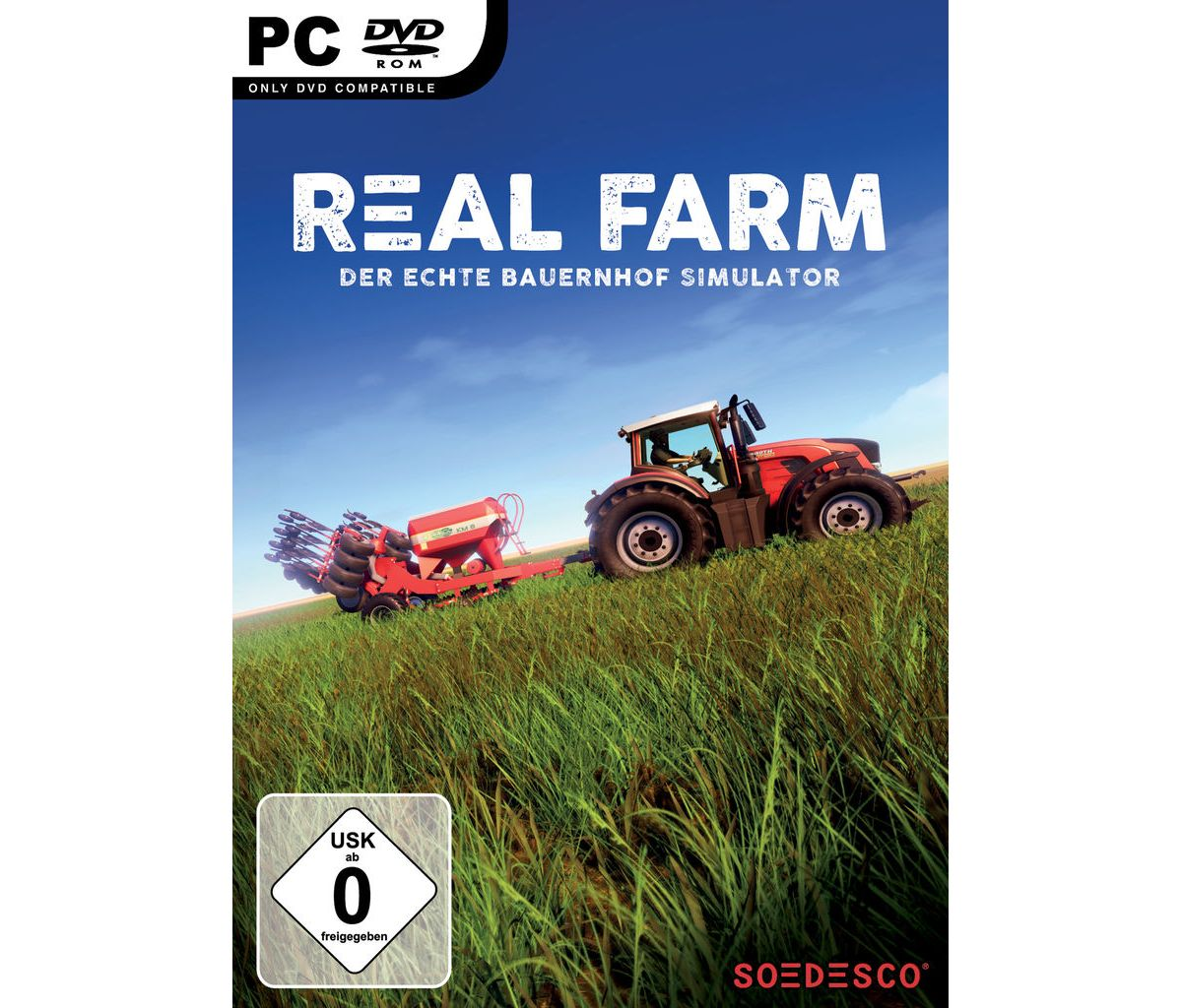 NBG PC - Spiel »Real Farm«