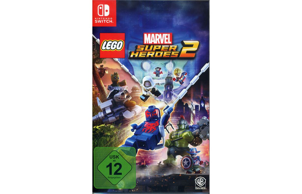 Warner Games LEGO Marvel Super Heroes 2 »Ninten...