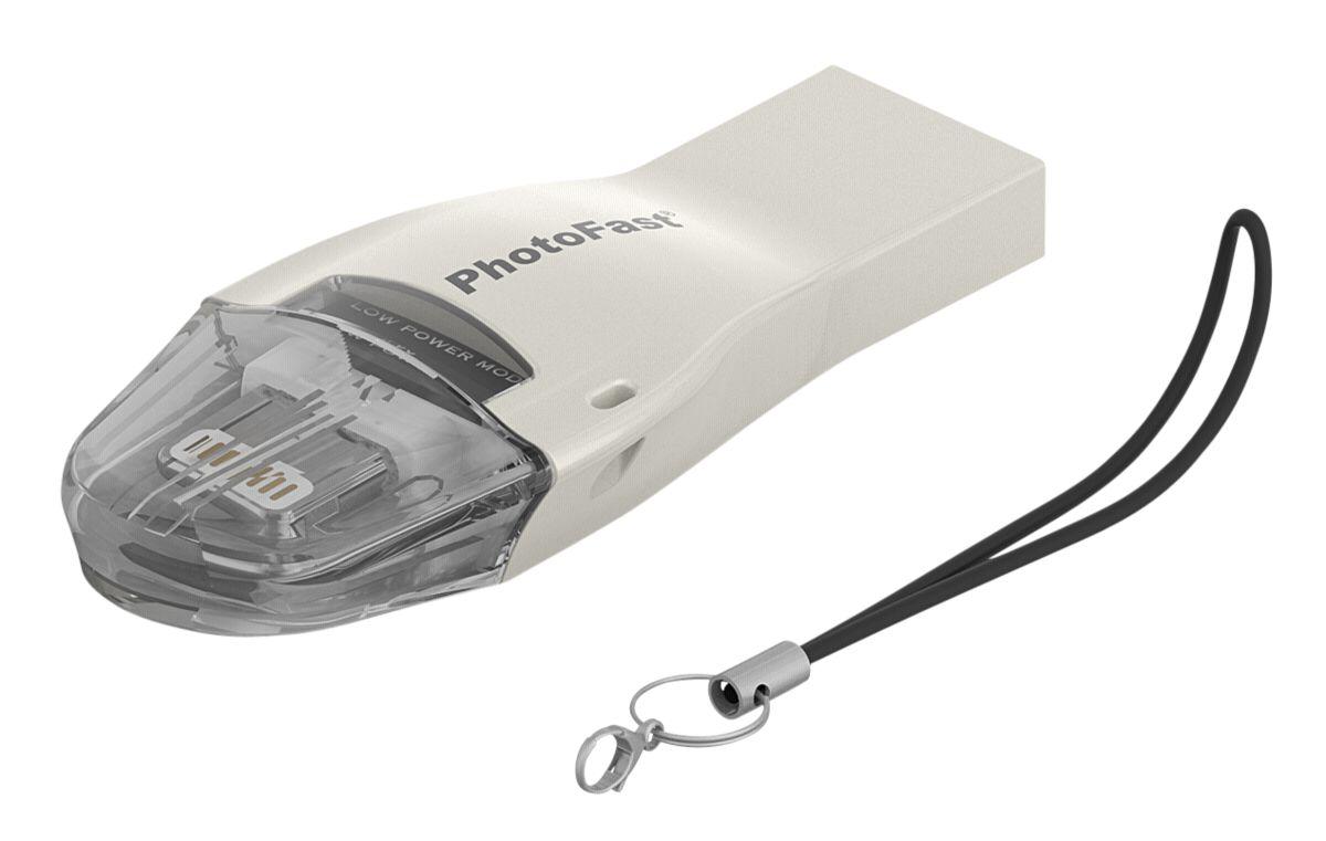 PhotoFast Kartenlesegerät »4K microSD iReader i...