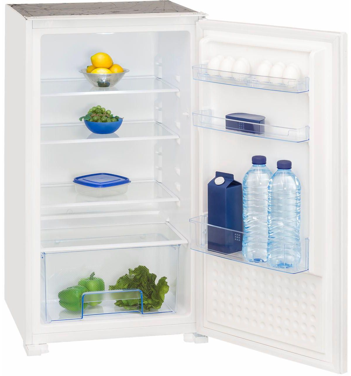 exquisit integrierbarer Einbau-Kühlschrank EKS ...