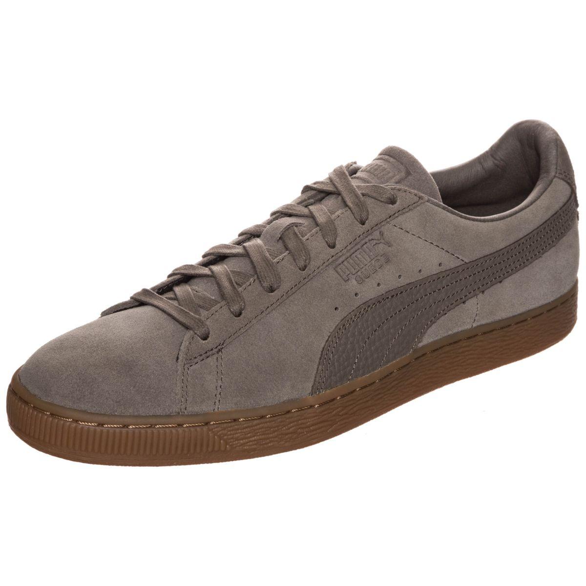 PUMA Sneaker »Suede Classic Natural Warmth«