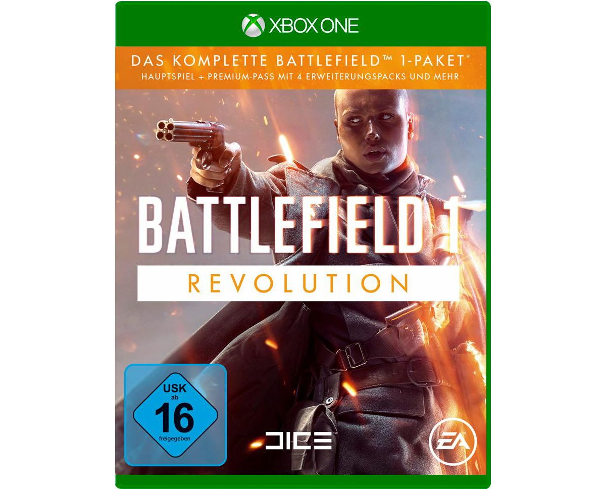 Battlefield 1-Revolution Edition Xbox One